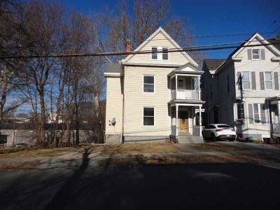 Poughkeepsie City Multi Family Home For Sale: 15 Marshall St