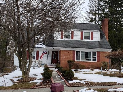 Poughkeepsie City Single Family Home For Sale: 11 Gaskin Rd