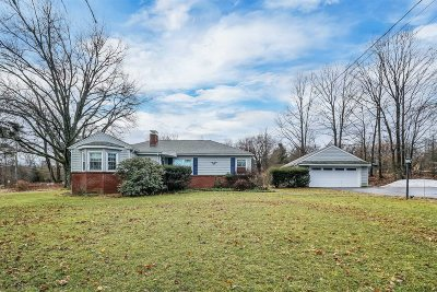 Single Family Home For Sale: 282 Old Hopewell Rd.