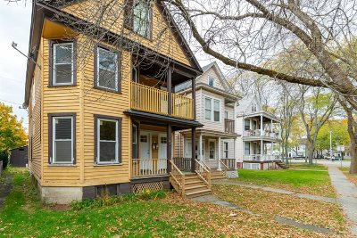 Poughkeepsie City Multi Family Home For Sale: 8 Lexington Ave