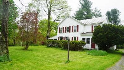 Columbia County Single Family Home For Sale: 351 Pleasant Vale