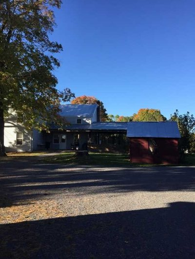 Columbia County Single Family Home For Sale: 17 Cemetery Road