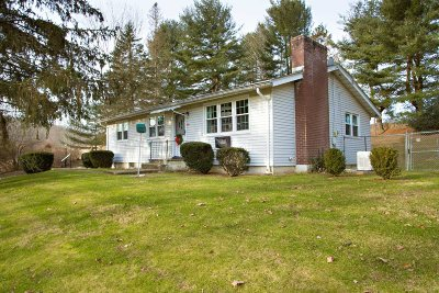 Single Family Home For Sale: 21 Pleasant Ridge Rd