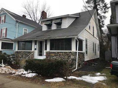 Poughkeepsie Twp Single Family Home For Sale: 20 Lewis Ave