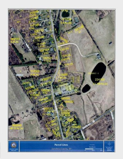 Residential Lots & Land For Sale: Lime Rige Road