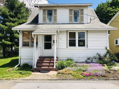 Poughkeepsie Twp Single Family Home For Sale: 20 Woodcliff Ave