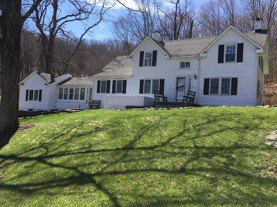 Dutchess County Single Family Home For Sale: 2976 Pleasant Ridge Rd