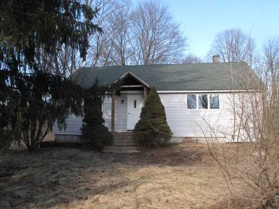Clinton Single Family Home For Sale: 879 Hollow Rd