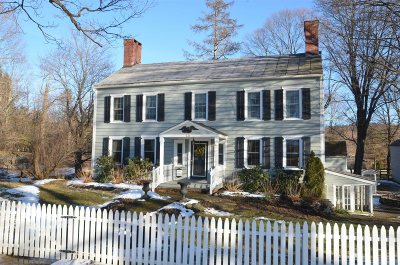 Rhinebeck Single Family Home For Sale: 531 Old Wurtemburg Road