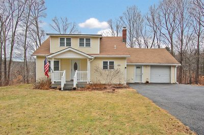 Pleasant Valley NY Single Family Home For Sale: $179,000