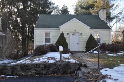 Poughkeepsie Twp Single Family Home For Sale: 70 Woodlawn Ave
