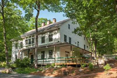 Single Family Home For Sale: 282 Church Road