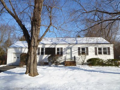 Poughkeepsie Twp Single Family Home For Sale: 16 Alfred Dr