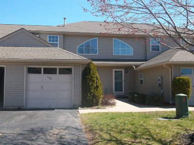 Fishkill Condo/Townhouse For Sale: 510 Somerset Ct