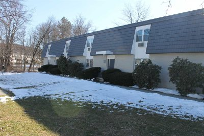 Dutchess County Condo/Townhouse For Sale: 7 White Gate Rd #G