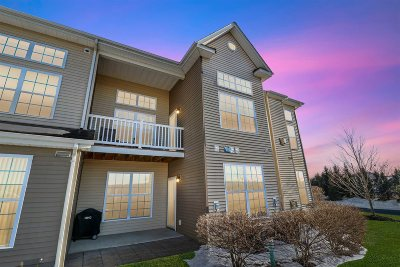 Fishkill Condo/Townhouse For Sale: 2716 Huron Ct