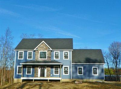 Wappinger Single Family Home For Sale: Padasana (Lot 1) Ct