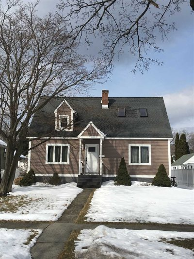 Poughkeepsie City Single Family Home For Sale: 32 Mitchell Ave