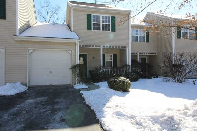 Poughkeepsie Twp Condo/Townhouse For Sale: 14 Rambling Brook Ln