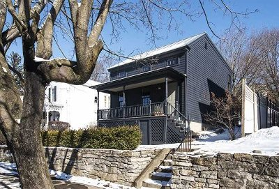 Hudson Single Family Home For Sale: 40 Worth Avenue
