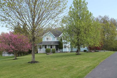 Wappinger Single Family Home For Sale: 62 Lane Gate Rd