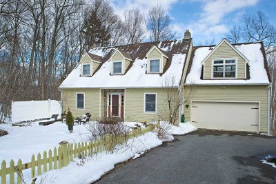 Red Hook Single Family Home For Sale: 145 Echo Valley Road