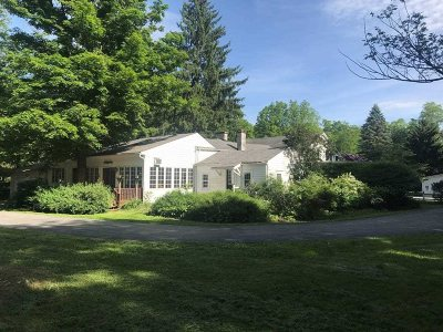 Stanford Single Family Home For Sale: 679 Hunns Lake Rd