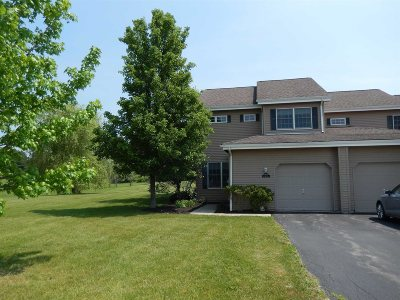 Rhinebeck NY Condo/Townhouse For Sale: $379,000