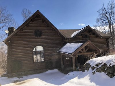 Esopus Single Family Home For Sale: 79 Timberline