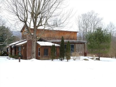 Saugerties Single Family Home For Sale: 10 Fawn Rd