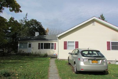 Dutchess County Single Family Home For Sale: 1 Bruce Dr