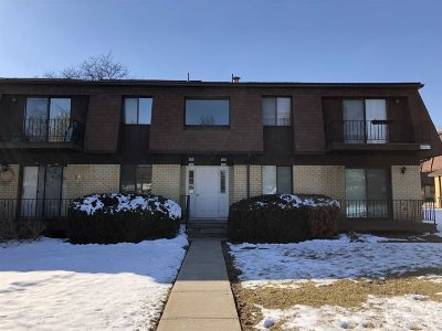 Poughkeepsie Twp Condo/Townhouse For Sale: 105 Cherry Hill Dr