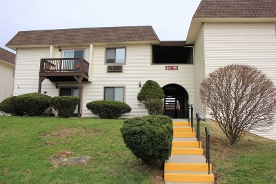 Fishkill Condo/Townhouse For Sale: 17 Village Park Dr #2C