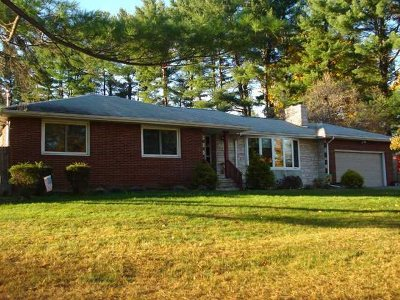 Poughkeepsie Twp Single Family Home For Sale: 250 Wilbur Blvd