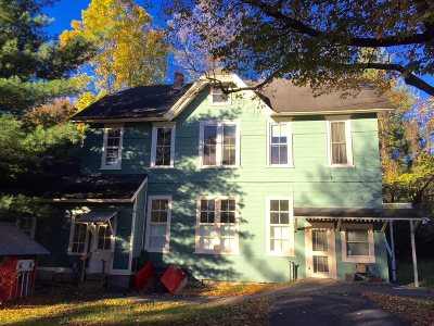 Dutchess County Rental For Rent: 123 N Old Post Road #A