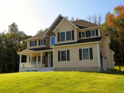 Beekman Single Family Home For Sale: Lot 26 Stowe Dr