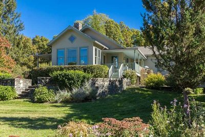 Rhinebeck NY Single Family Home For Sale: $925,000