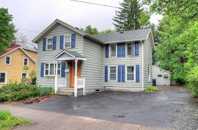 Dutchess County Multi Family Home For Sale: 7549 N Broadway