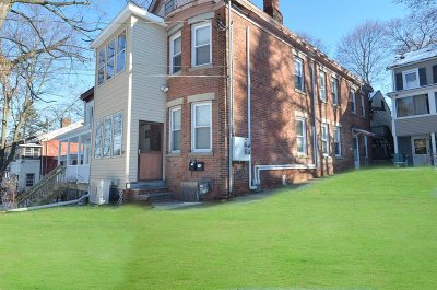 Poughkeepsie City Multi Family Home For Sale: 87 Delafield St