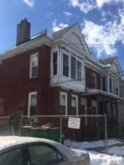 Poughkeepsie City Multi Family Home For Sale: 146 Mansion