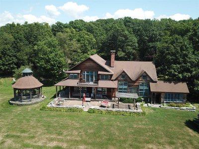 Single Family Home For Sale: 389 Skunks Misery