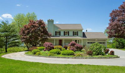 Pawling Single Family Home For Sale: 60 Sumner Ln