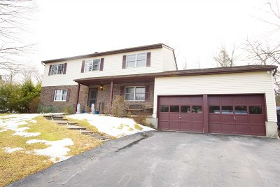 Poughkeepsie Twp Single Family Home For Sale: 12 Nob Hill Rd