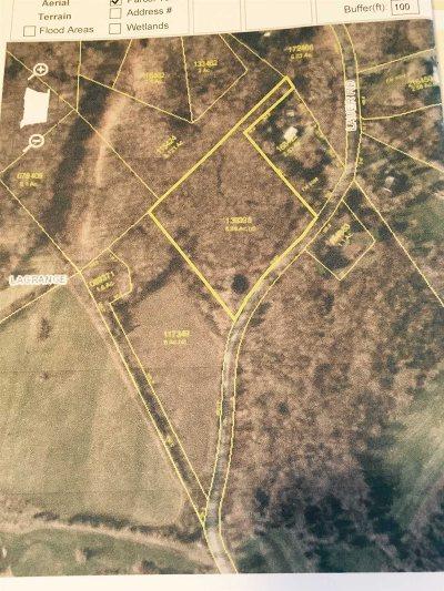 La Grange Residential Lots & Land For Sale: 1 Lauer Rd