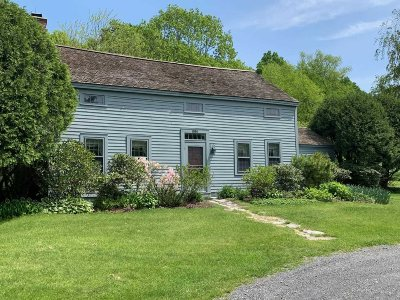 Single Family Home For Sale: 1554 Boston Corners Road