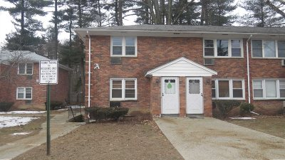 Poughkeepsie City Condo/Townhouse For Sale: 2710 South Rd A10 #A-10
