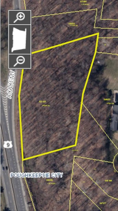 Poughkeepsie City Residential Lots & Land For Sale: Academy St. Ext