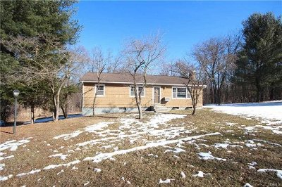 Wappinger Single Family Home For Sale: 1 Dose Rd