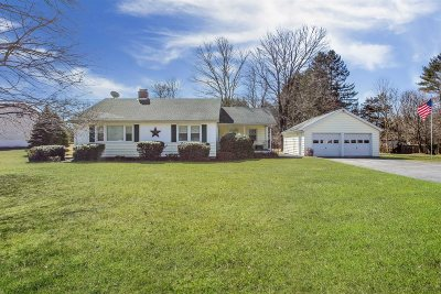East Fishkill Single Family Home For Sale: 114 Lake Walton Rd