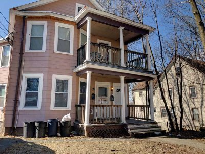 Poughkeepsie City Multi Family Home For Sale: 200 N Clinton St